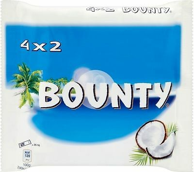 Bounty Milk Chocolate Bar 228g • 7.98£