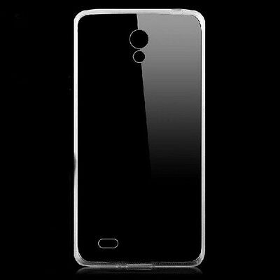 AU6.50 • Buy For Oppo F1s, R9, R9s - Crystal Clear Ultra Slim Gel Cover Case