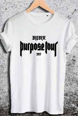AU34.20 • Buy Justin Bieber Shirt - Merchandise