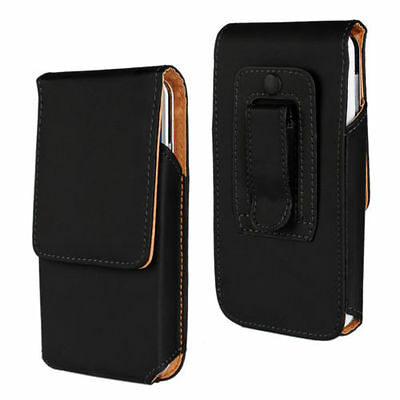 AU14.89 • Buy For Sony Xperia XZ Premium Vertical Tradesman Leather Belt Clip Pouch Case Cover