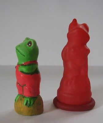 £3.25 • Buy Z7044 Funny Frog - Rubber Latex Moulds By MouldMaster