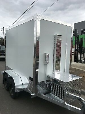 AU9999 • Buy Premium 9 X 5 Mobile Cool Room, Cool Room, Portable Cool Rooms Trailer