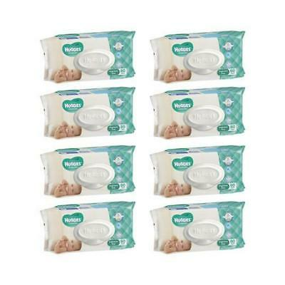 AU59.99 • Buy 640 PACK Huggies Thick Baby Wet Wipes Bulk Mega Pack Fragrance Free