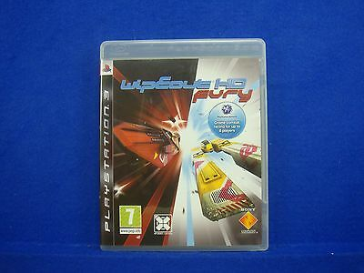 £31.94 • Buy Ps3 WIPEOUT HD FURY Game REGION FREE (Works On NTSC Consoles) PAL UK EXCLUSIVE