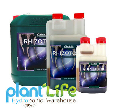 Canna Rhizotonic Vegetative Stimulator For Plant Roots In 250ml 1l 5l 10l Bottle • 14.95£