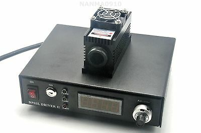 AU1161.20 • Buy 1064nm 1W 1000mw IR Laser Module + TTL/Analog + TEC + Adjustable Lab Power