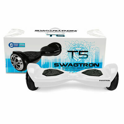 $ CDN155.11 • Buy Refurbished SWAGTRON T5 Hoverboard UL2272 Certified Balancing Electric Scooter