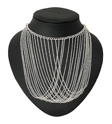 Brand New Ann Summers Silver Necklace Gorgeous Jewellery !! Boxed Ideal Gift • 4.95£