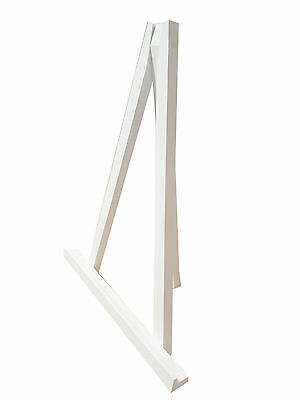 Tripod Table Top Display Easel Wedding Picture Stand Window Wooden Easel 30CM • 9.99£