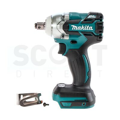 Makita DTW285Z 18V Li-ion Cordless Brushless Impact Wrench 1/2  Body Only • 158.95£