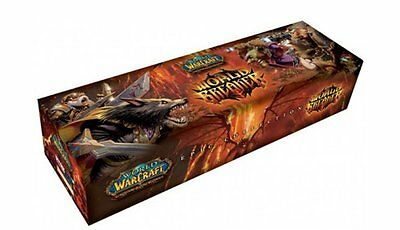 Worldbreaker Epic Collection World Of Warcraft WoW TCG Booster Loot Card Playmat • 107.76£