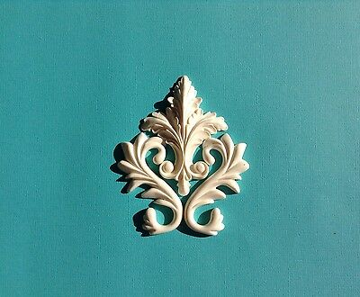 AU14.45 • Buy Shabby Chic French Furniture Moulding Furniture Applique Carving Onlay