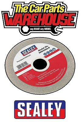 £13.95 • Buy NEW SMS2003.B Sealey Grinding Disc Diamond Coated 100mm For SMS2003
