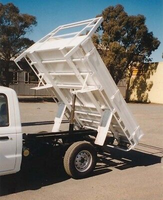 AU1430 • Buy 1 Ton Ute Tipper Kit By Nixons Wagga. Brand New. Good Quality Tipping Kit.