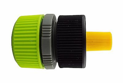 Hose Pipe Connector To Link A Garden Hose To A 4/6mm Micro Irrigation System • 5.99£