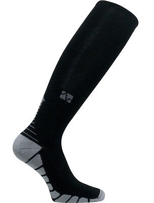 Vitalsox Graduated Compression VT1211 Performance Recovery Training Race BLACK • 18.90£