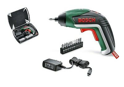View Details LIMITED Screwdriver Bosch IXO 3.6V Cordless Lithium-Ion DIY Electric Power Tool • 38.99£