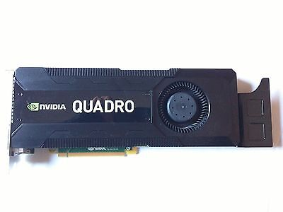 $ CDN589.08 • Buy NVIDIA Quadro K5000 4GB GDDR5 Workstation Video Card Quadro