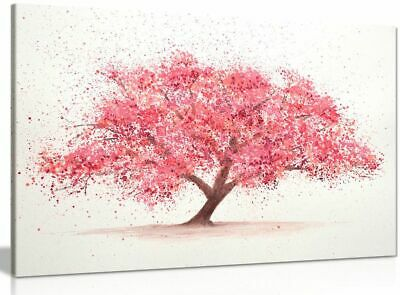 £19.99 • Buy Cherry Tree Blossom Canvas Wall Art Picture Print
