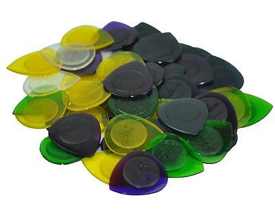 $ CDN9.39 • Buy 50 Pcs New Heavy 1mm Water Drop Guitar Picks Plectrums For Electric Guitar Jazz