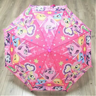 AU15.99 • Buy Little Pony Kids Umbrella Kids Gift With Whistle