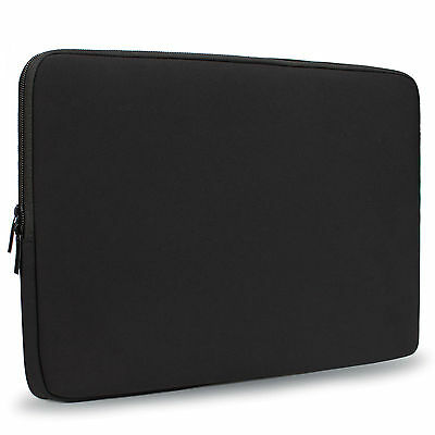 AU18.04 • Buy Black Soft-Touch 13-inch Sleeve Case Cover For MacBook Pro 13.3  MacBook Air 13