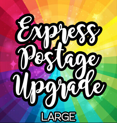 AU12 • Buy === Add On / Upgrade To Express Post In Wibletts Ebay Store ===
