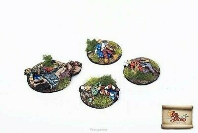 Ottoman Casualty Markers Wargamer AKC-18 Brand New In Box • 14.63£