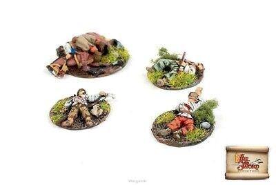 Cossack Casualty Markers Wargamer AKC-16 Brand New In Box • 14.63£