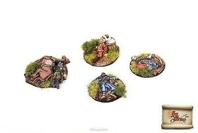 Muscovite Casualty Markers Wargamer AKC-17 Brand New In Box • 14.63£