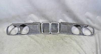 $85 • Buy BMW E30 3-Series Factory Front Nose Kidney Headlight Grille Set 1984-1993 USED
