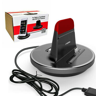 AU31.99 • Buy NXET Type-C Charger Charging Sync Cradle Dock Station For Samsung Galaxt S10+