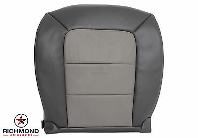 $158.76 • Buy 2003 Ford Explorer Sport Trac -Driver Side Bottom Leather Seat Cover 2-Tone Gray