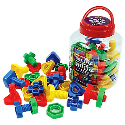 Nuts And Bolts 40 Pieces • 12.33£