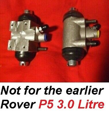 (x2) ROVER P5b (V8 - 3.5 Litre)  REAR BRAKE WHEEL CYLINDERS    (From Sep 67- 73) • 69£