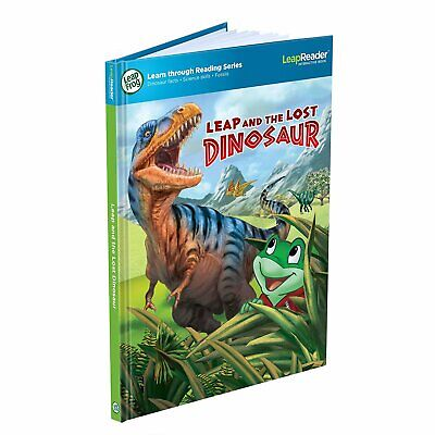 £9.99 • Buy LeapFrog LeapReader Book: Leap And The Lost Dinosaur (Works With Tag) 5-8 Years