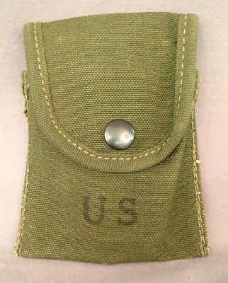 $225 • Buy NOS Vietnam US Army USMC M1956 First Aid / Compass Case Pouch 1960