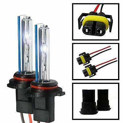 $12.99 • Buy Two HID Kit 's Xenon Light Replacement Bulb H4 H7 H11 9006 H1 H3 880 5202 9145
