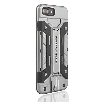 AU14.24 • Buy Apple IPhone 6 6s 7 7plus, [Slim Armor] Case Cover Credit Card Slot Stand Holder
