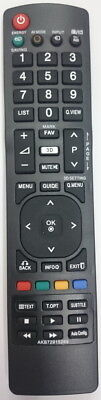 £8.99 • Buy Replacement Remote Control AKB72915269 For LG 19LH2000 - 42LF2500 – 26LE3300