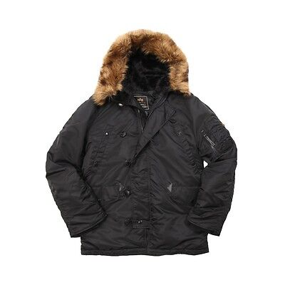$ CDN224.82 • Buy Alpha Industries N-3B Parka Extreme Cold Weather 4 Colors MJN31000C1