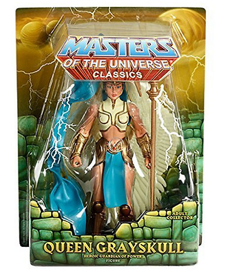 $99.88 • Buy NEW 2015 MOTU Queen Grayskull MOTUC Masters Of The Universe Classics MOC 2DayGet