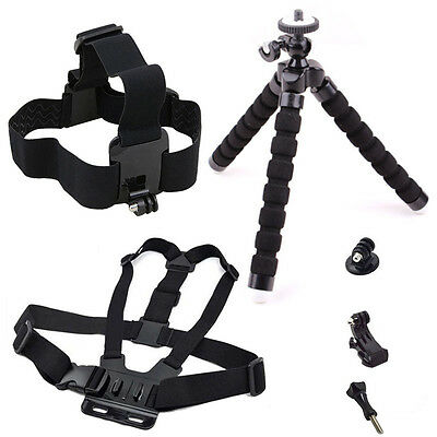 $ CDN13.80 • Buy Accessories Set For Gopro Hero 9 8 6 5 4 7 3 SJCAM Xiaomi Yi 4K Action Camera