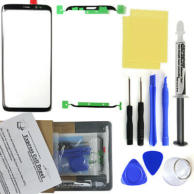 $ CDN23.02 • Buy For Samsung Galaxy S8/S9/Plus Front Glass Lens Screen Replacement LOCA Glue Tool