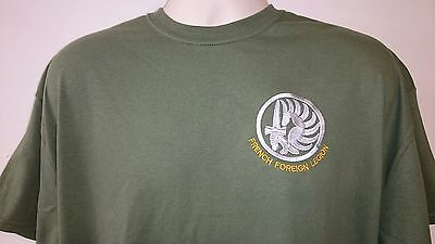 £9.95 • Buy French Army French Foreign Legion T-shirt