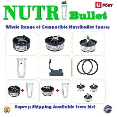 AU55.89 • Buy Nutribullet Blender Replacement Extractor Cross Blade 900,900W,1000,1200 Watt