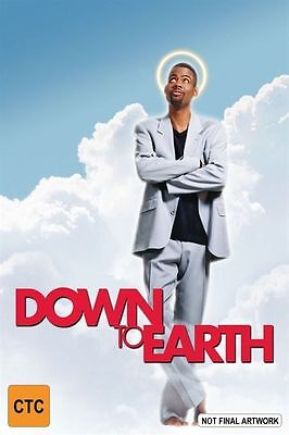 £2.13 • Buy Down To Earth (DVD, 2004)