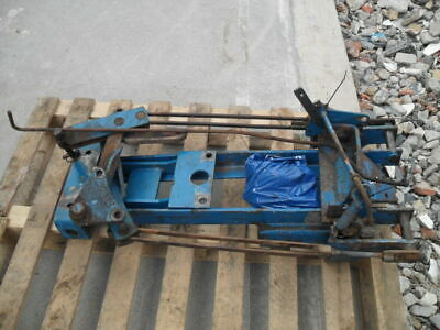 Ford 4610 Pick Up Hitch Assembly - Drawbar & Hook Missing - Needs Slight Repair • 240£