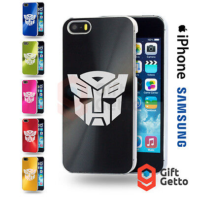 £9.73 • Buy Transformers Autobot Logo Engraved Phone Cover Case - IPhone & Samsung Models