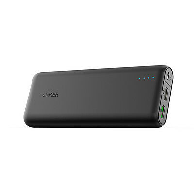 AU90.24 • Buy Anker PowerCore 20000 PREMIUM PORTABLE CHARGER / POWER BANK Phone Quick Charge